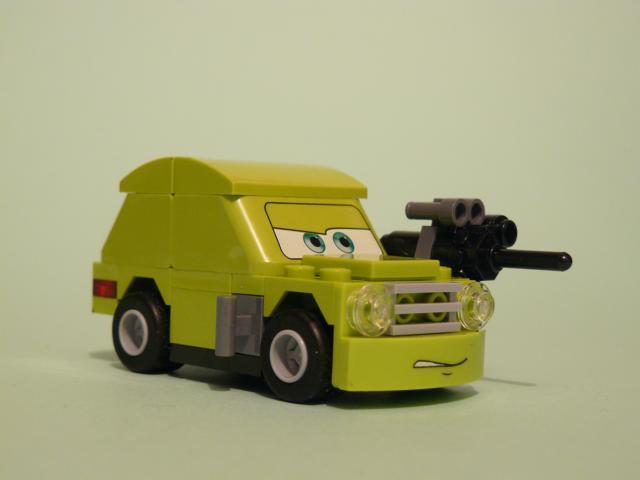[lego et autres horreurs...] cars 1 et 2 1000897