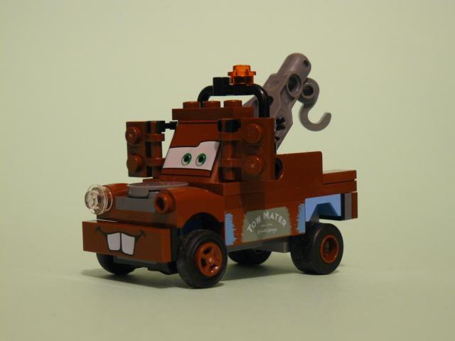 [lego et autres horreurs...] cars 1 et 2 1000899