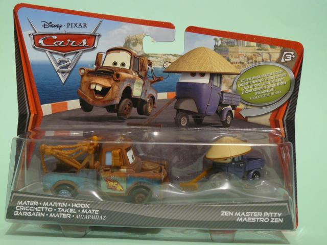 [Cars 2] Les variants  - Page 8 1000954