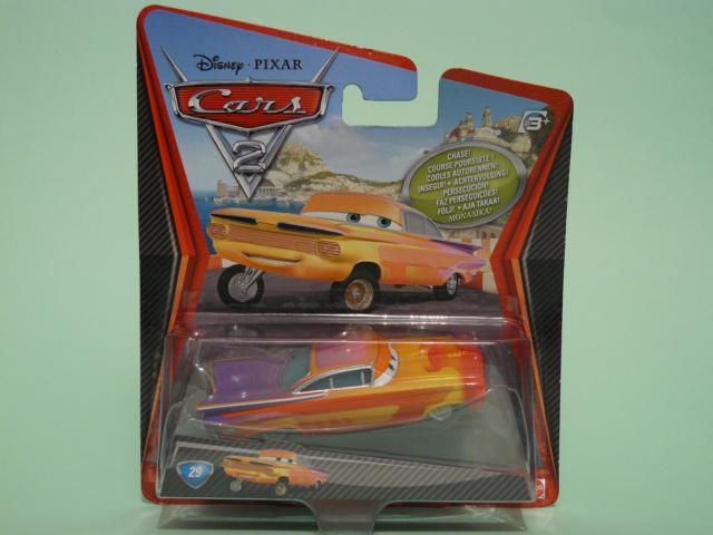[Cars 2] British Ramone 1000969