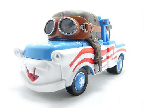 Playset Mater the greater... 999150