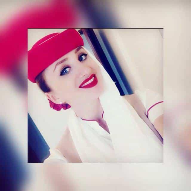 CE PRESUPUN CURSURILE DE PREGĂTIRE PENTRU VIITORI ÎNSOȚITORI DE BORD? Stewardesa-la-Emirates