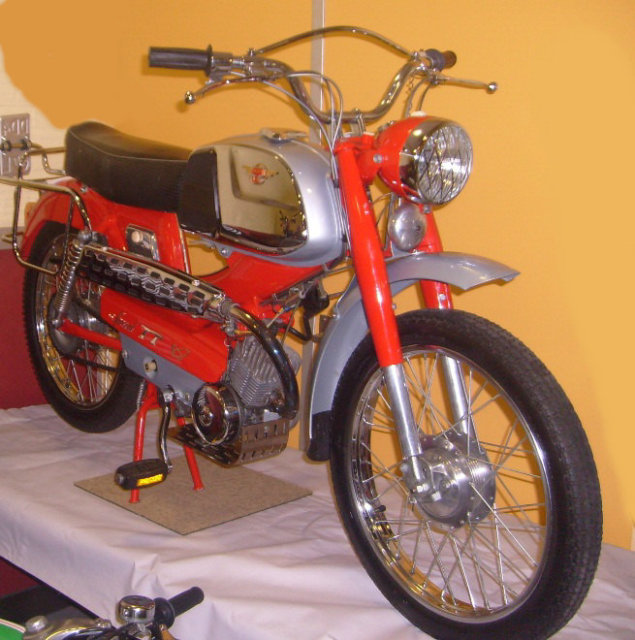 motobécane  Mobylette-sp94tt