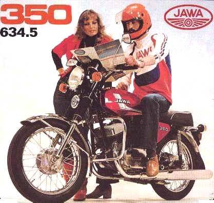 2 décodeurs grillés ? - Page 5 Jawa-moto-Jawa-1979-350cc-bicylindre-2-temps-freins-%C3%A0-tambour-grand-guidon-sellebiplace-suspension-avant-arriere-moto-Jawa-CZ-Prague-Tchecoslovaquie-Europe