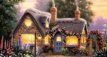 Оккультный смысл дома, порчи и защиты дома от порчи Pryanichnyj-domik