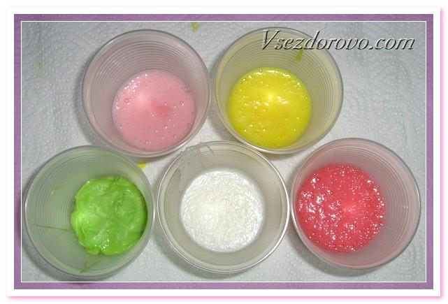 Нежные розочки из детского мыла Soap-roses-05