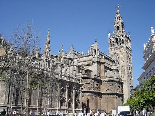 Catedral de Santa María, en Sevilla, España 03_iglesias
