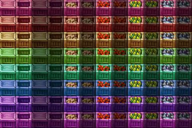 [VX/ACE] Tileset + Recolores Box