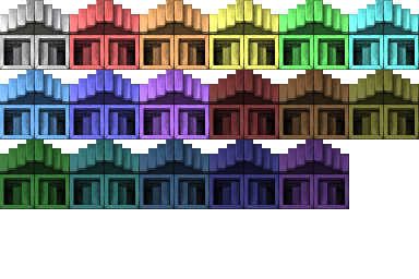 [VX/ACE] Tileset + Recolores Stairs-a