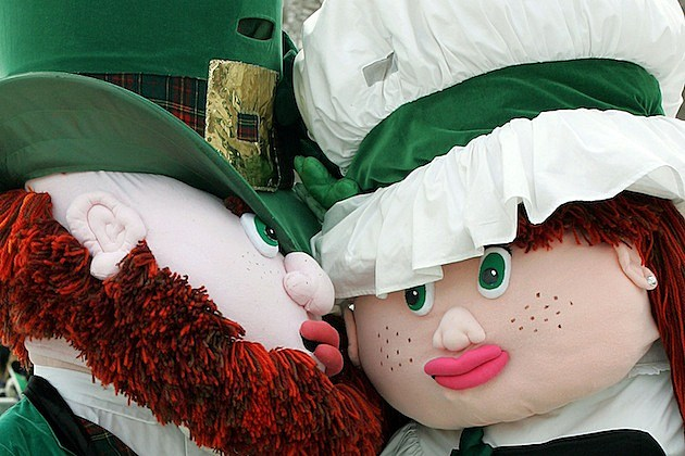 10 Things You Probably Didn't Know About Leprechauns Leprehcaun-dolls