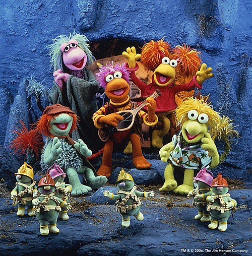 The Muppet Show Fragglerock
