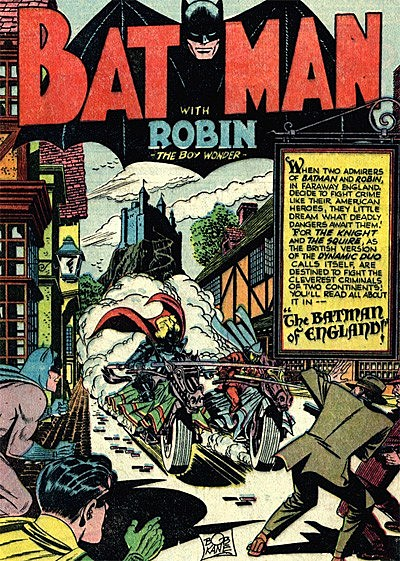 Britain's National Heroes (in US, British, and other publications) Knightbatman62