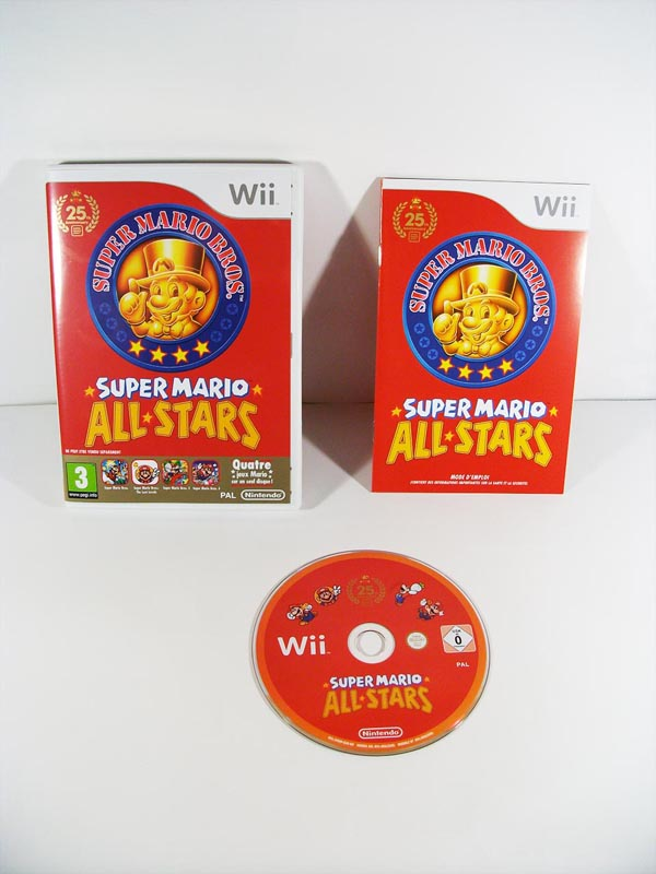 H2o's Collection [Multi] (M.A.J. au 27.11.11) Supermarioallstars25anniversaire2