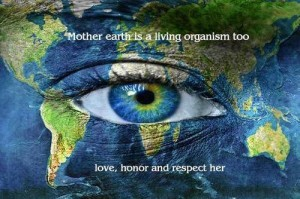 A Little Green Revolution: the Rainbow Warriors will Heal the Earth Mother Mother-Earth-300x199