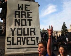 Non-Compliance: a Spiritual Revolution Not-your-slaves-300x238