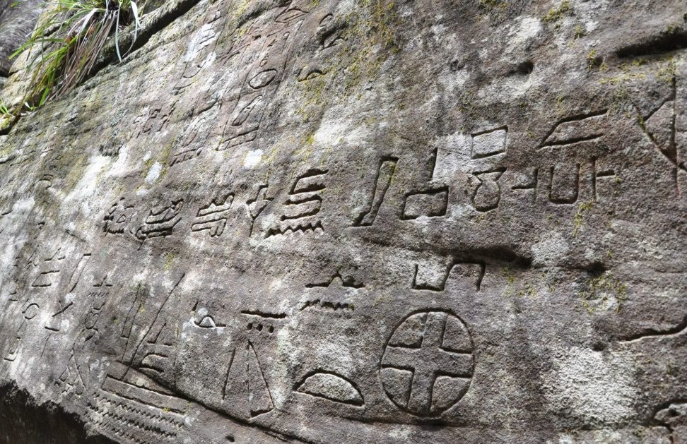 Hieroglyphics Experts Declare Ancient Egyptian Carvings in Australia to be AUTHENTIC Egyptologists-Declare-Ancient-Egyptian-Hieroglyphs-in-Australia-Legitimate-main