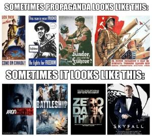 Hollywood: Pushing Programmed Propaganda in Preparation of the Plan?  Hollywood-and-The-CIA-Propaganda-Poster-300x267