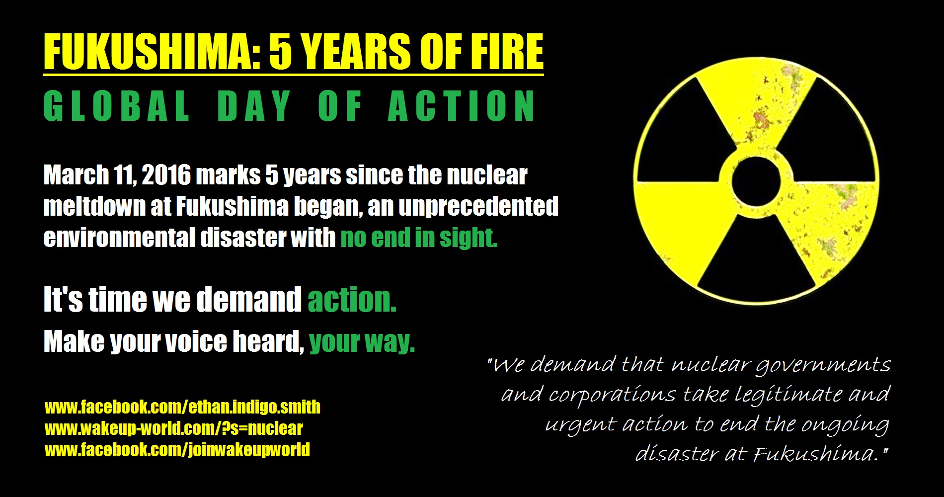 Fukushima: 5 Years of Fire – Global Day of Action 03/11/2016 Fukushima-5-Years-of-Fire