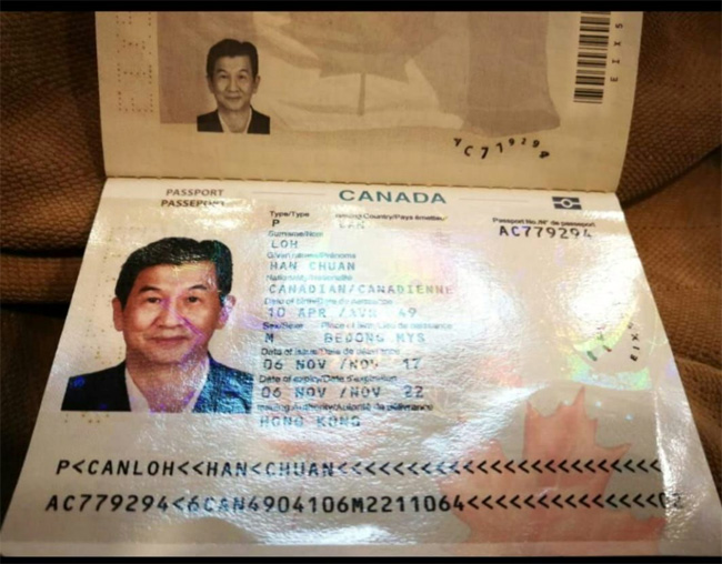 NEIL KEENAN UPDATE | There's A New Sheriff In Town No More Freebies  CON-MAN-LOH-HAN-CHUAN-1