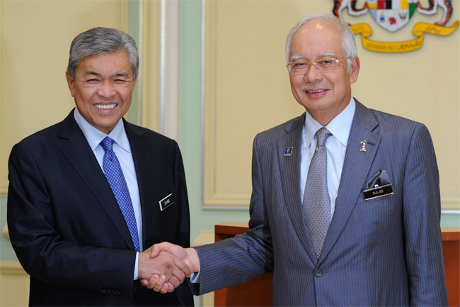 NEIL KEENAN UPDATE | What A Long Strange Trip It's Been Najib-razak-Ahmad-Zahid-Hamidi