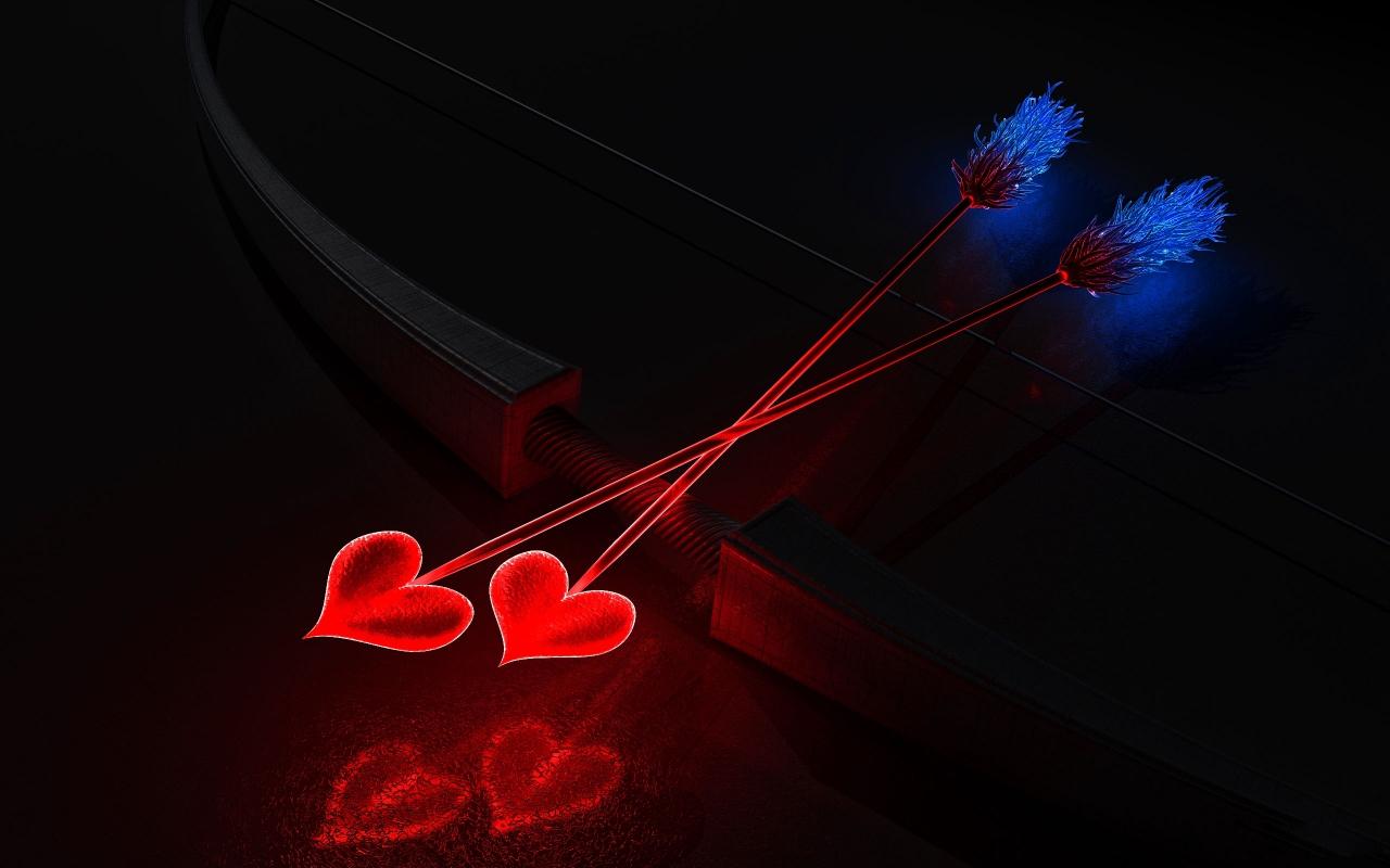 Donde estas corazón. - Página 3 Beautiful-Arrows-Of-Love-Wallpaper-High-Definition