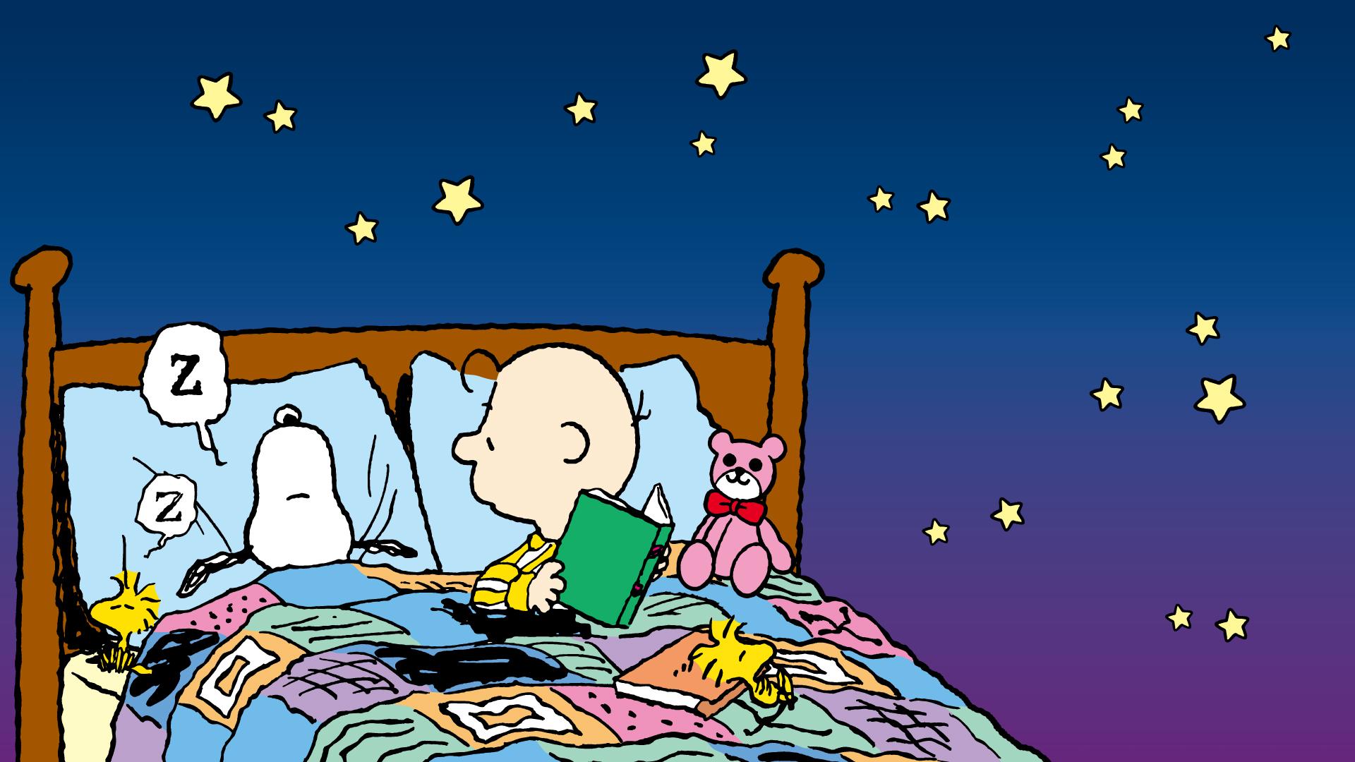 RIP >...... - Pagina 5 Snoopy-Sleeping-Wallpaper