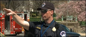 This is What the Cabal Wants: Hopelessness — Update on the Sunday DC Suicide  A-Policeman-Directs-Traffic-at-the-Scene-of-22-Year-Old-Leo-Thorntons-Death-at-the-Capitol-Building.-Cherry-Blossoms-Can-be-Seen-in-the-Background.