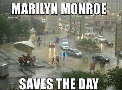 The good night and good morning thread - Page 19 Funny-picture-marlilyn-monroe-rainy-day
