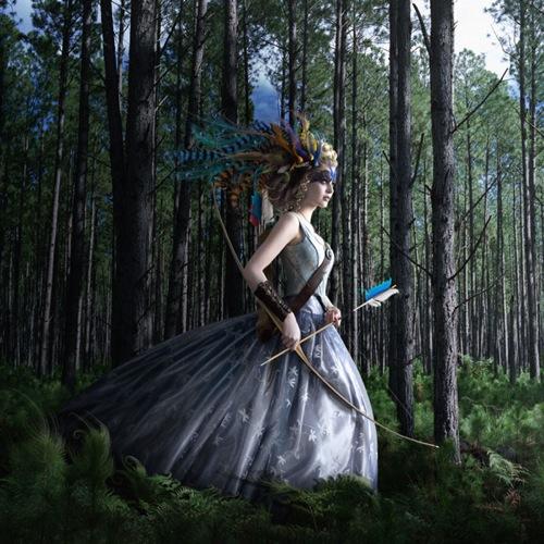 Žene kao večita inspiracija umetnika AlexiaSinclair6