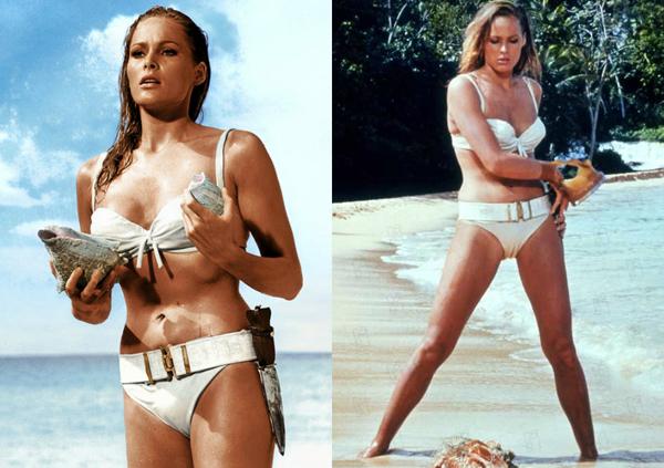 Nezaboravni modni trenuci u istoriji filma URSULA-ANDRESS