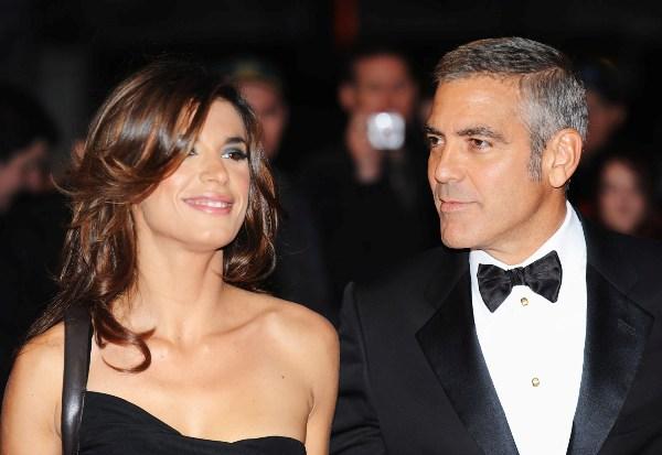 Džordž Kluni Georgeelisabetta