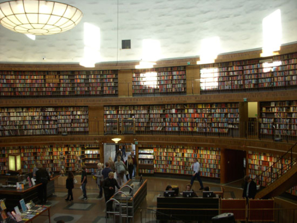 Najlepše biblioteke na svetu Foto34