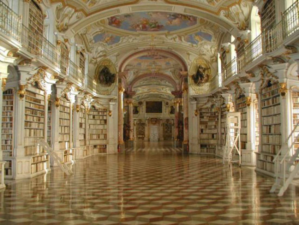 Najlepše biblioteke na svetu Foto52