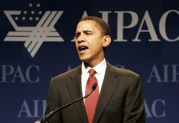 thần chiến tranh lại có việc làm Obama-aipac