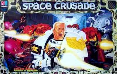 Les jeux de plateau relatifs aux LVDH Spacecrusade_box
