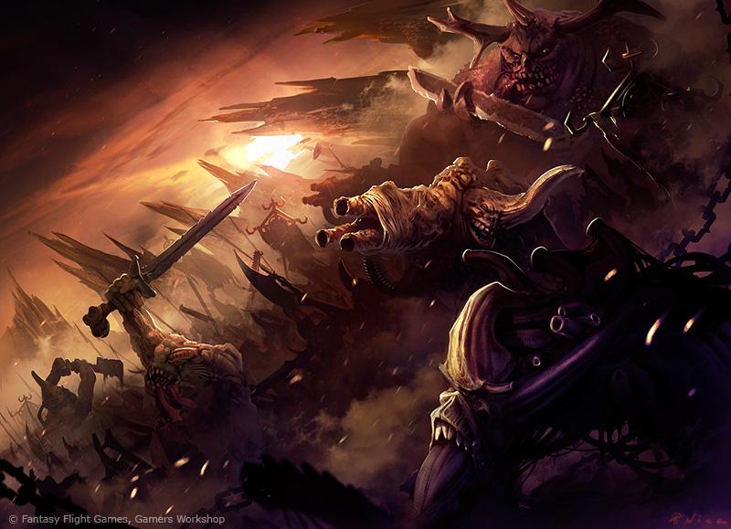 [Warhammer Fantasy Battle] Images diverses Warhammer-40k-nurgle-2-by-nstoyanov-d48nszb
