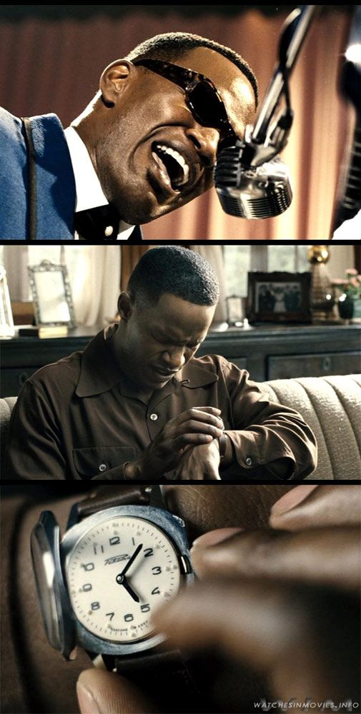 Watches in Movies Ray-Raketa