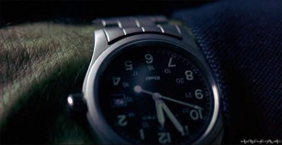 Cine, series y relojes. Hulk-Hamilton
