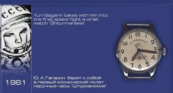 12 avril ... Youri Gagarin et la Strumanskie Stu6104122yp