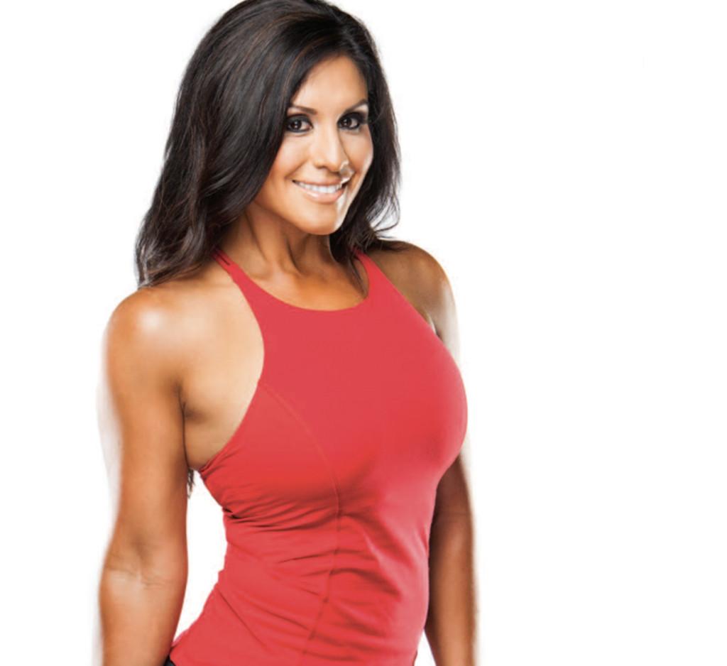 ¿Cuánto mide Felicia Romero? - Altura - Real height Felicia-romero-1024x938