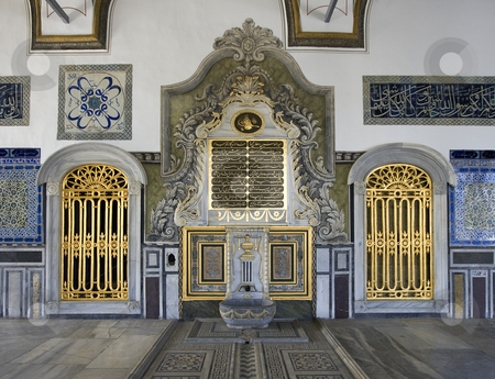 Turska Cutcaster-photo-100495321-Topkapi-Palace-Interior
