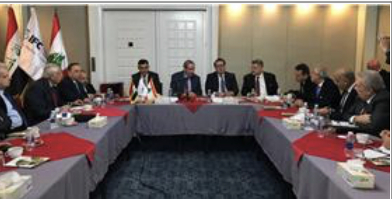 The National Investment Authority and the International Finance Corporation (IFC) are hosting a high level Lebanese delegation D8BF943A-0CBA-4F6B-AB08-525FDE7BEE6C