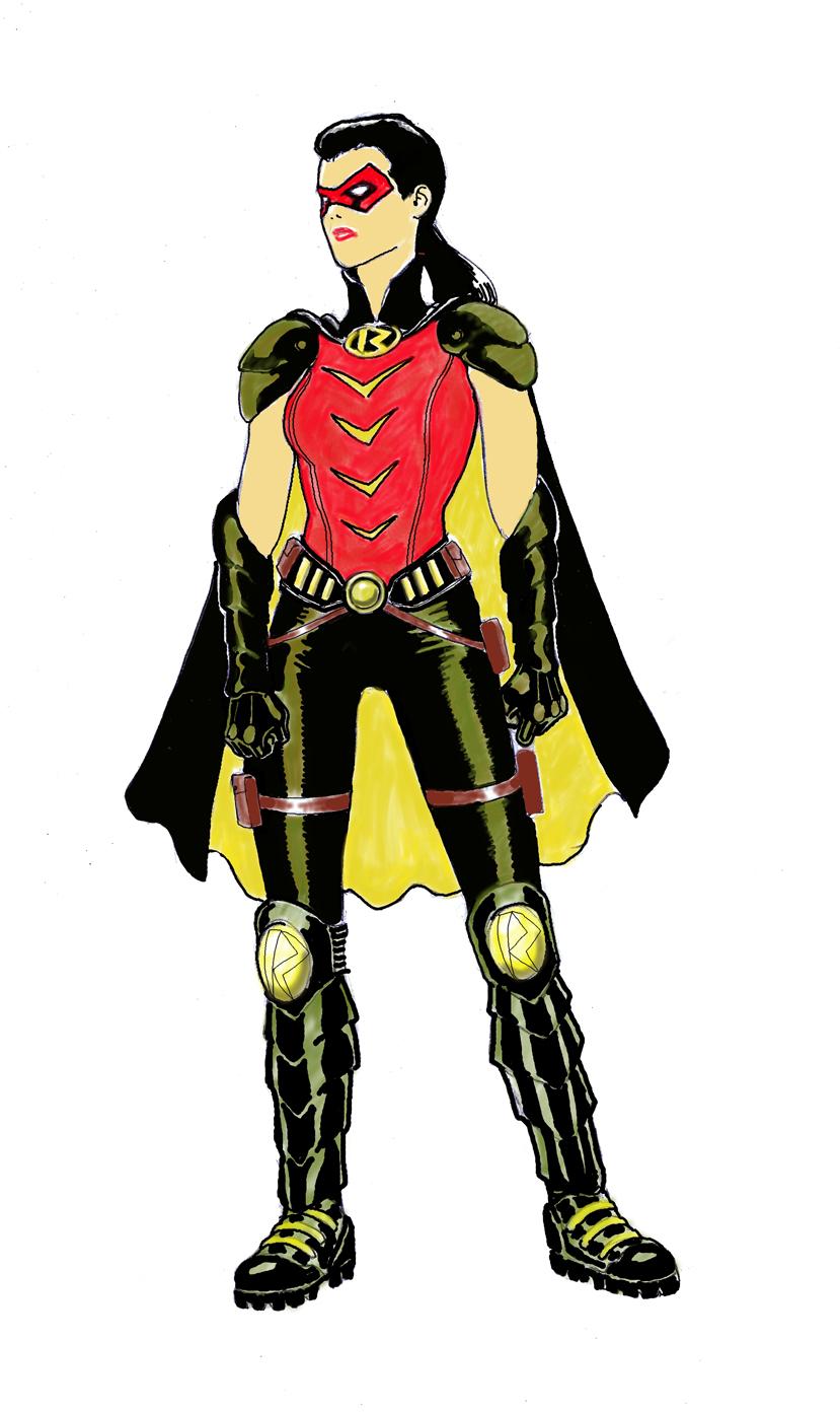 [QUADRINHOS] DC Comics (EUA) - O Cavaleiro das Trevas 3! - Página 19 Robin_E2_FINAL_100