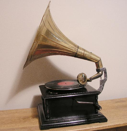 Ok. I need feedback... Gramophone1
