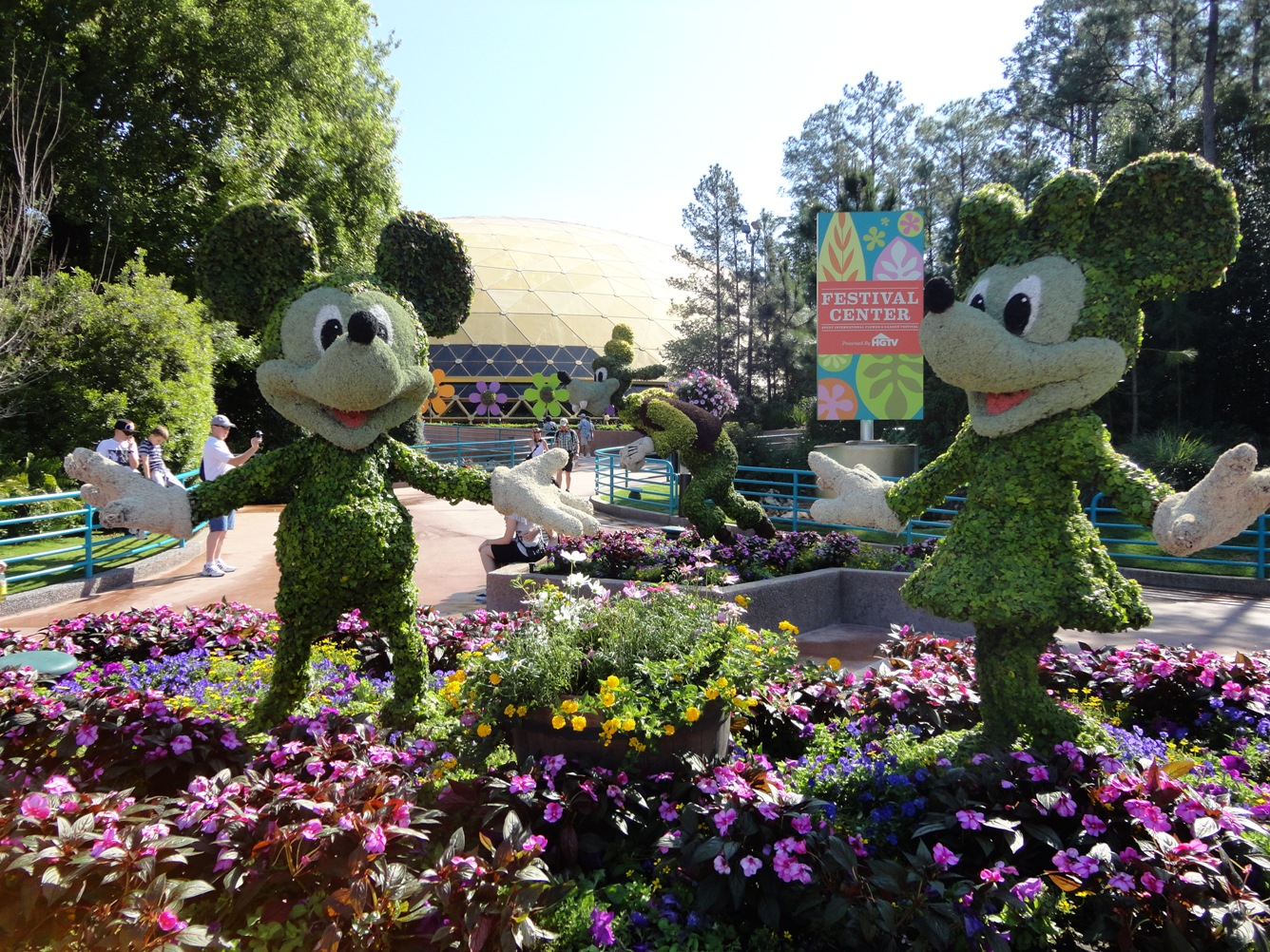 Festival du printemps 2014 (Disneyland Park) 385