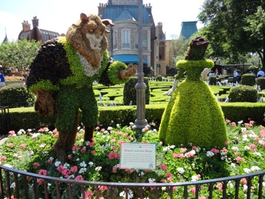 Festival du printemps 2014 (Disneyland Park) 439