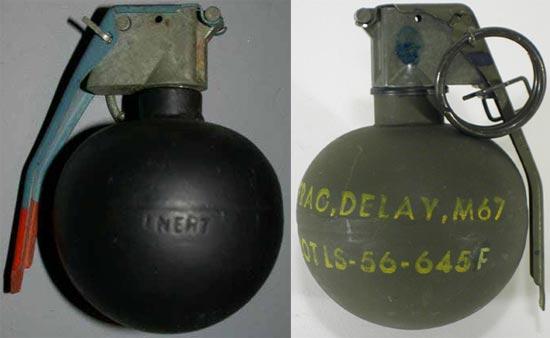 Вооружение команды M33-67
