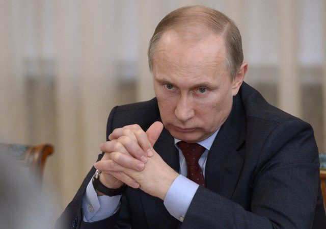 BREAKING NEWS: Russia to Launch 'Total Destruction' Operations ! - Page 6 Putin