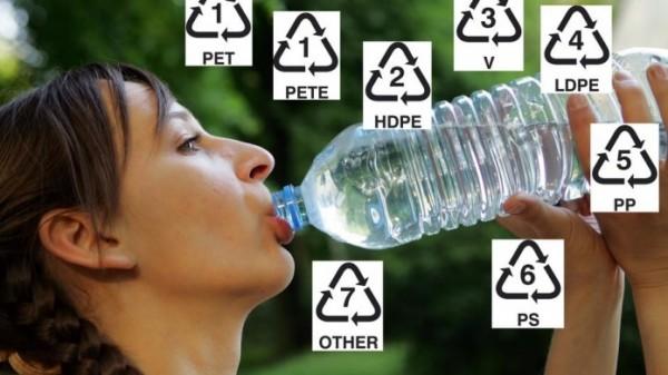 Proverite pod hitno oznake na bocama: Možda pijete opasne hemikalije! Plastika-oznake-600x337
