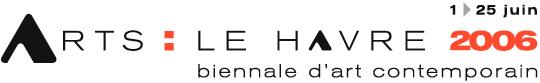 Grande Biennale d'Art Contemporain du Havre - juin 2006 Logo2